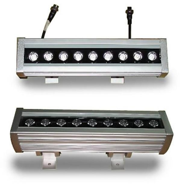 �d�LN9ac_9w 大功率七彩led洗墙灯 线条灯 0.3米