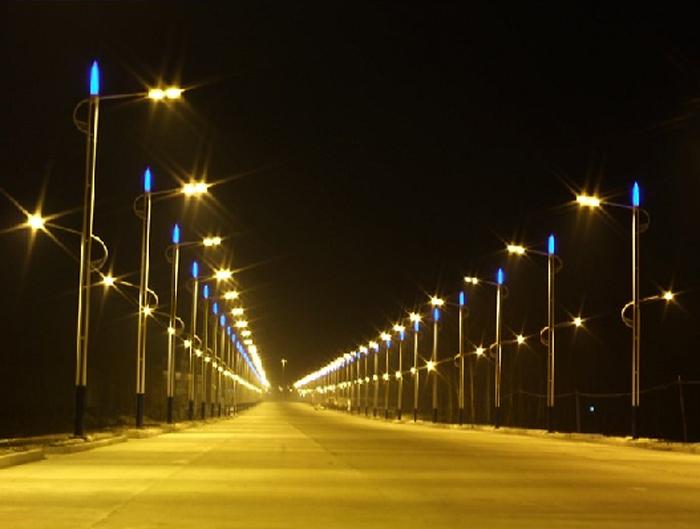 云川光电LED路灯