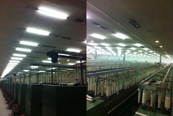 云川光电LED日光灯管